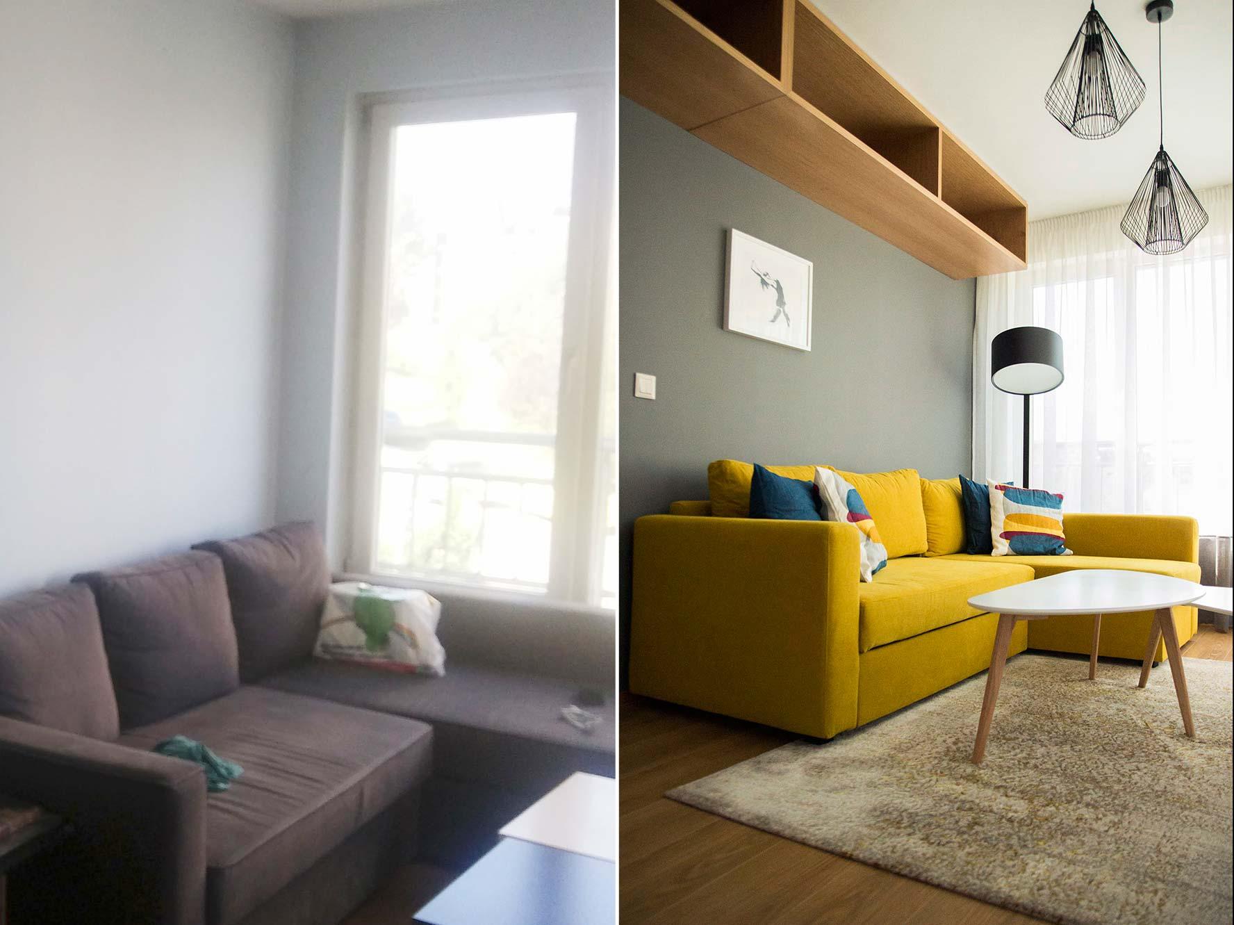 ремонт, реновация и обзавеждане на апартамент в студентски град - Rinnovation